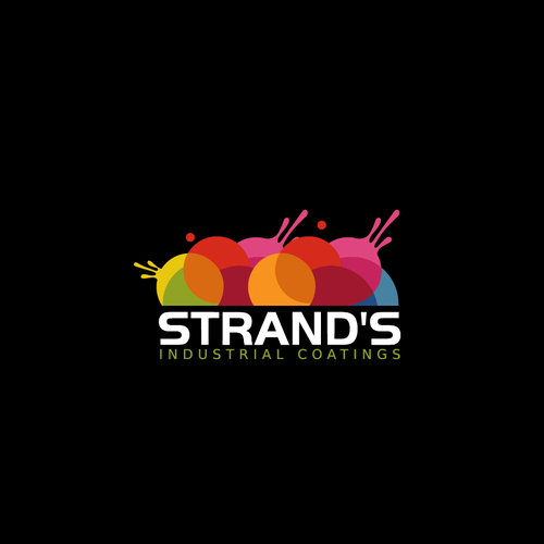 Strands paints