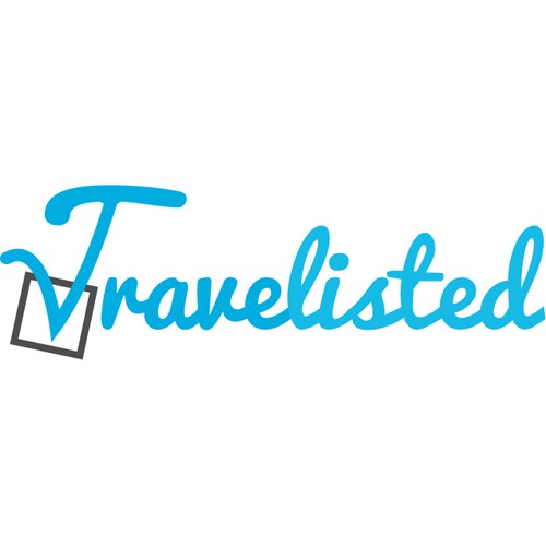 Create the next logo for TraveListed