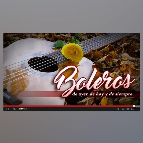 youtube cover Boleros de ayer, de hoy y de siempre