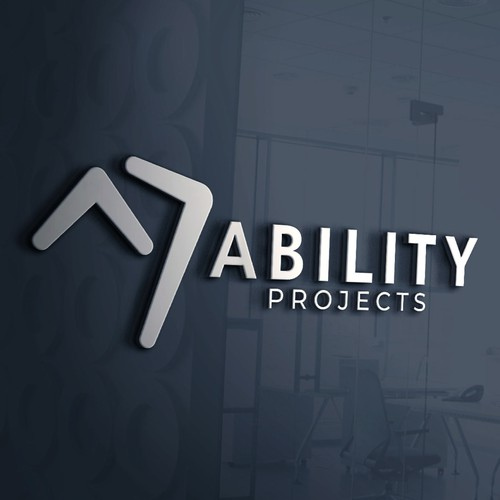 Ability Projects - Logo & Business Card Designs