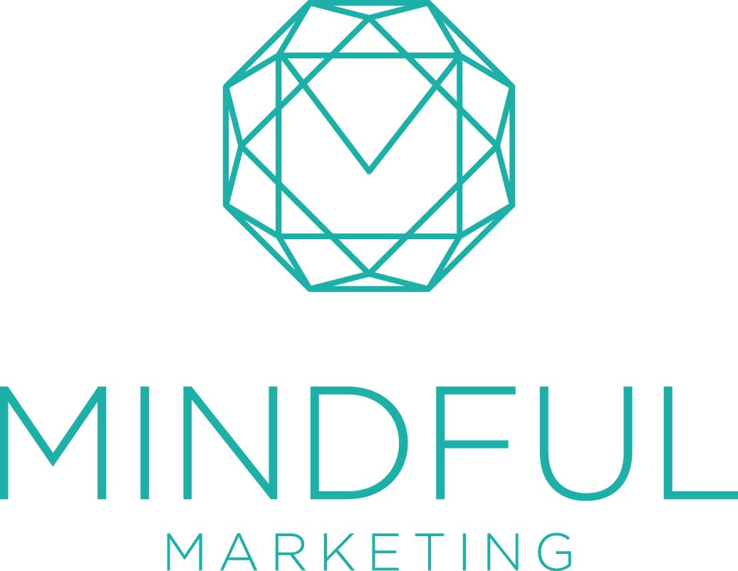 "Logo/business cards for my workshops ""Mindful Marketing for body- and soulworkers"""
