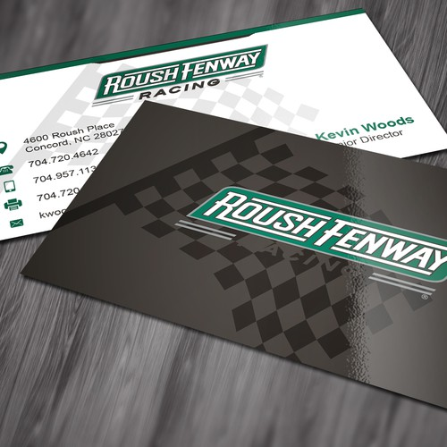 Roush Fenway Racing Cards