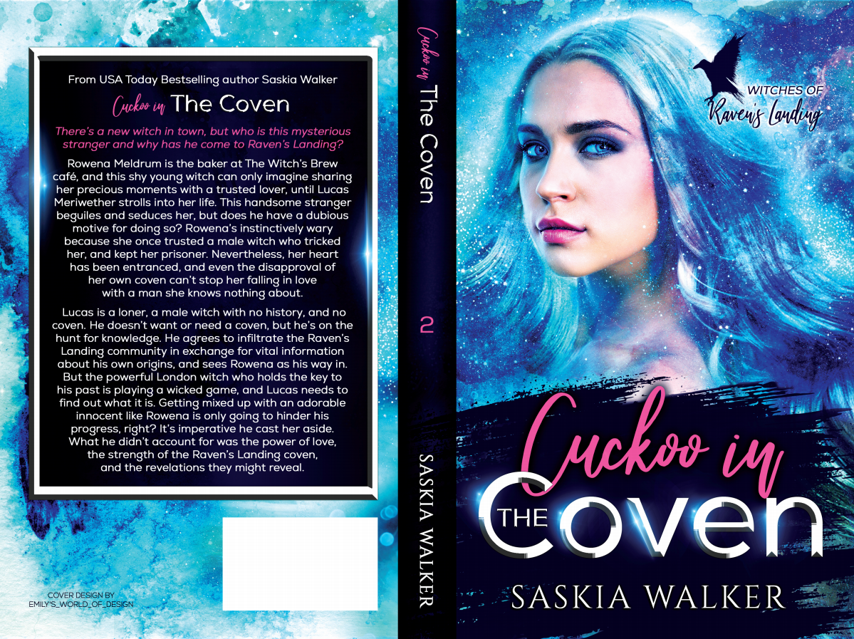 Cuckoo in the Coven (Book 2 Witches of Raven's Landing)