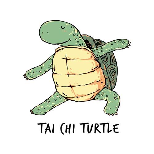 Tai Chi Turtle