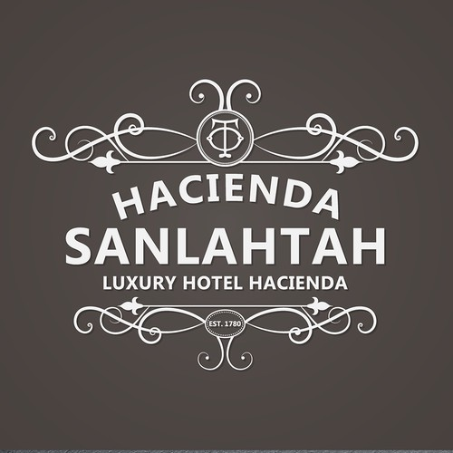 Logo concept for hotel