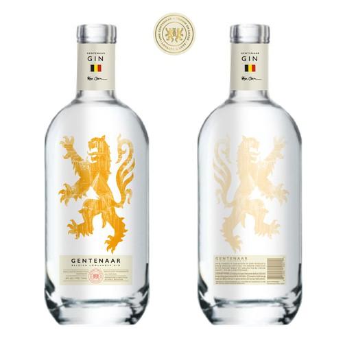 Gentenaar Belgium Gin