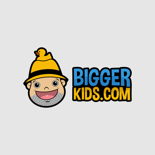 Bigger Kids Logo