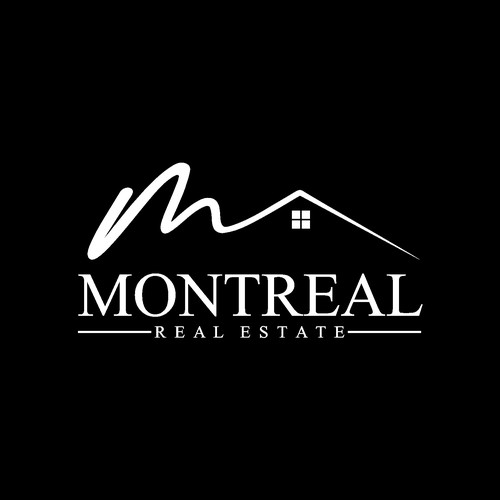 Montreal real estate logo
