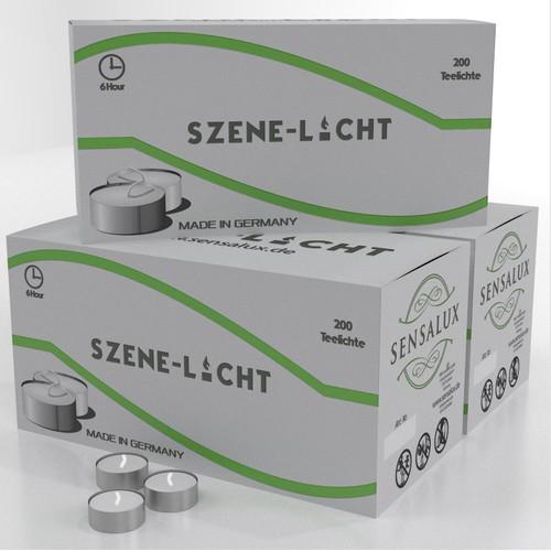 Germany Tea Light Packaging