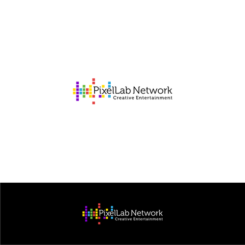 Create a stunning innovative Logo Design for PixelLab Network