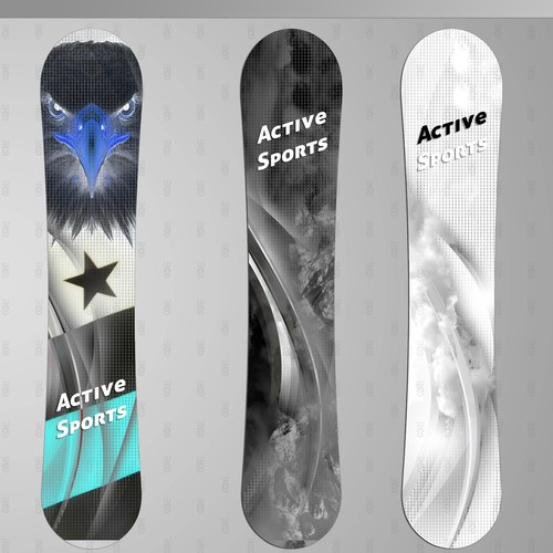 Active Sports snowboard-designs