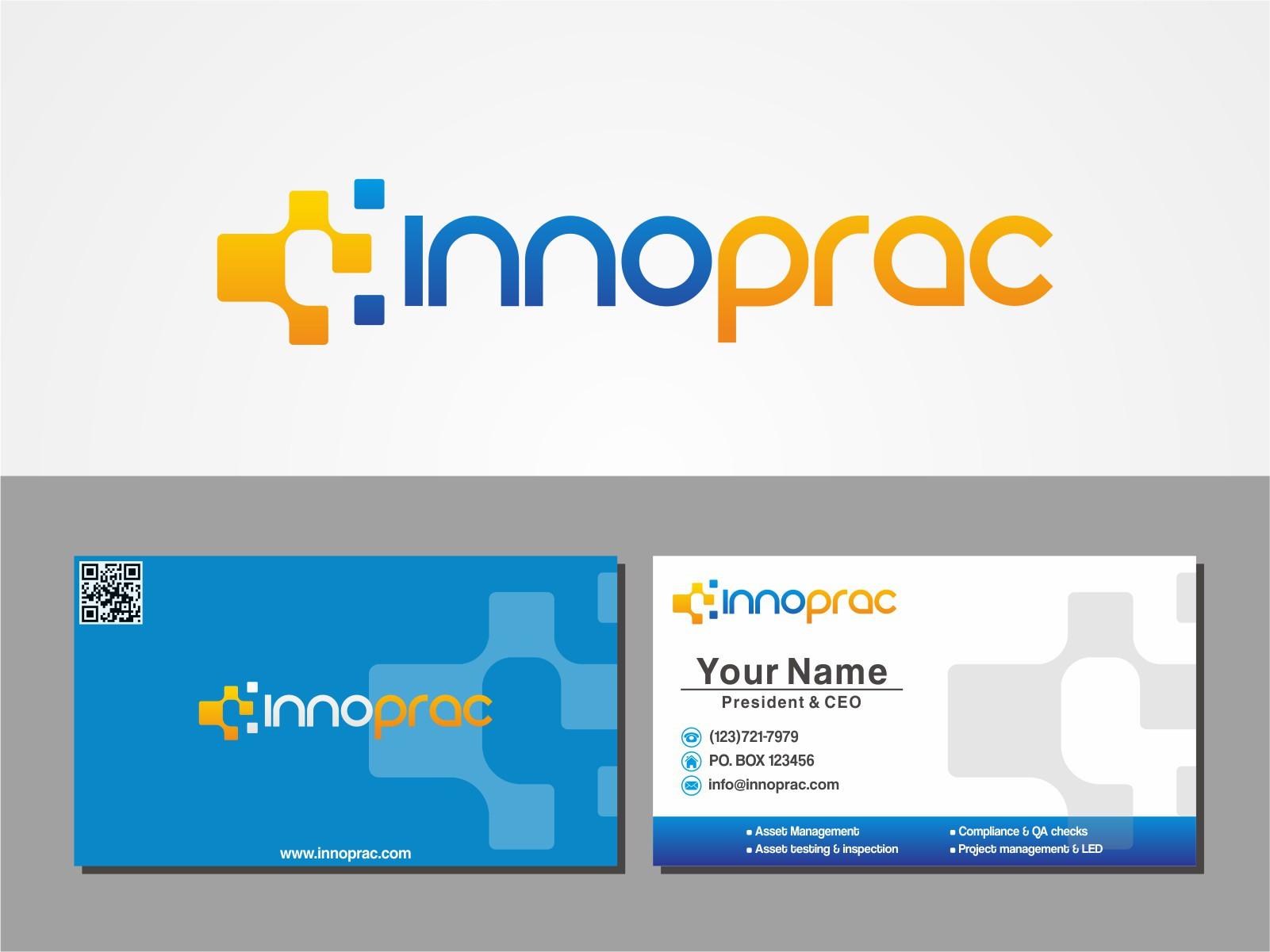 Hi cool designers. Help me put Fresh, Innovative, Practical & Tech into a Logo/business card.