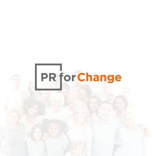 PRforChange Logo