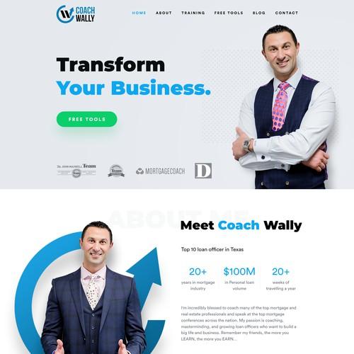 Coach Wally