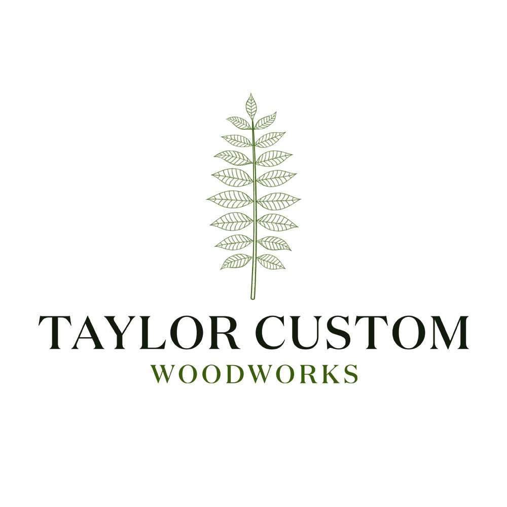we need a high-end custom logo for our high-end custom woodwork company