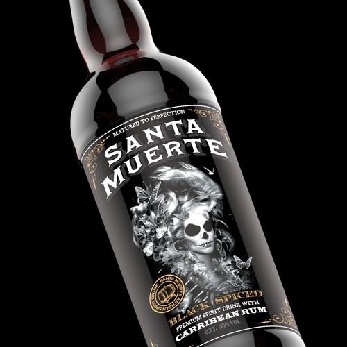Premium Rum - Santa Muerte