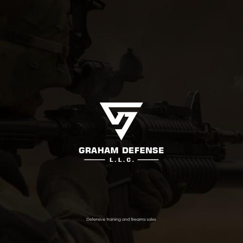 Logo concept for Graham Desense LLC