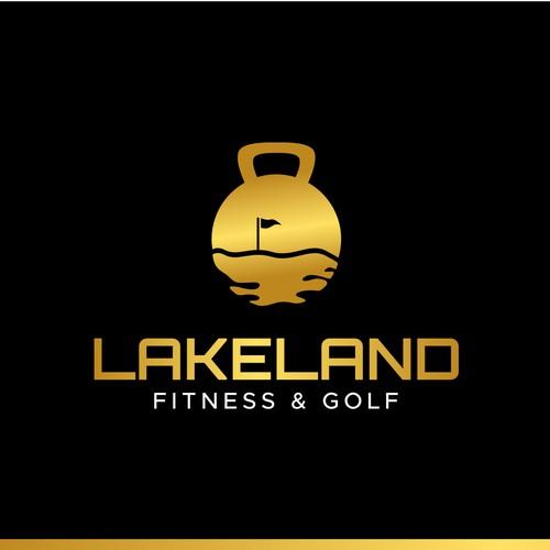 Fitness gold lake logo