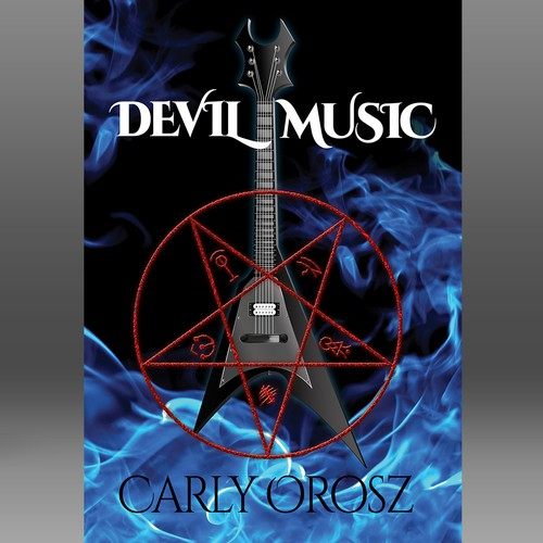 Devil Music (fantasy novel, set in the 1980s)