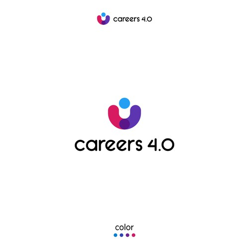 Logo for careers 4.0