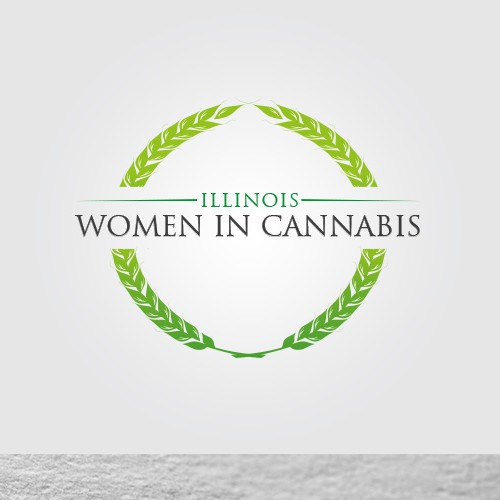 Create logo for Illinois' first networking/mentoring group for womenin cannabis industry - Illinois Women in Cannabis