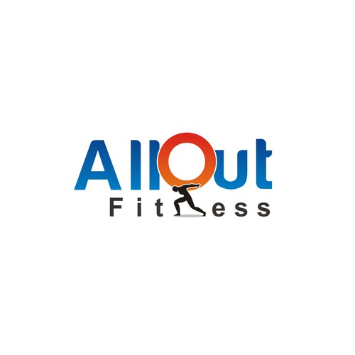 New logo wanted for All Out Fitness