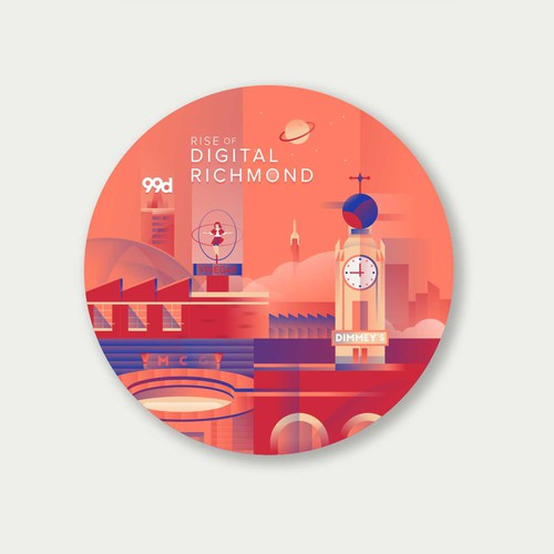 Rise of Digital Richmond