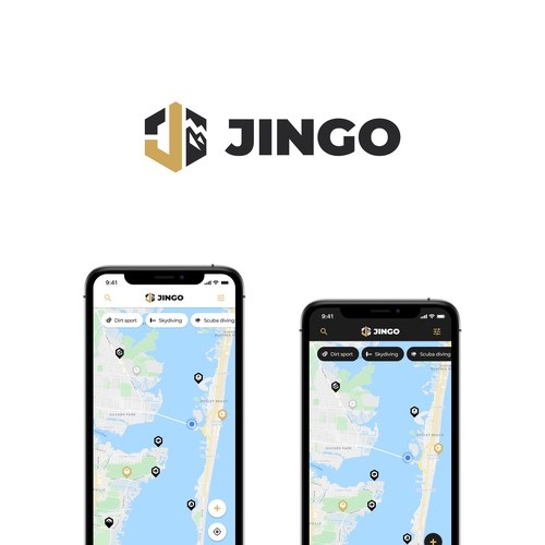 App design for action sports enthusiasts