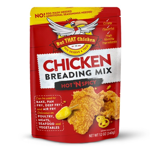 But THAT Chicken Breading Mix