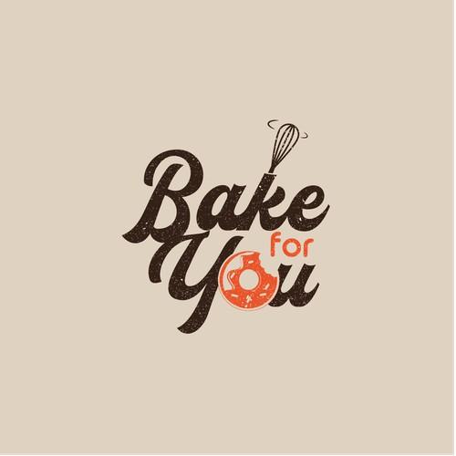 Concept de logo audacieux pour un camion boulangerie