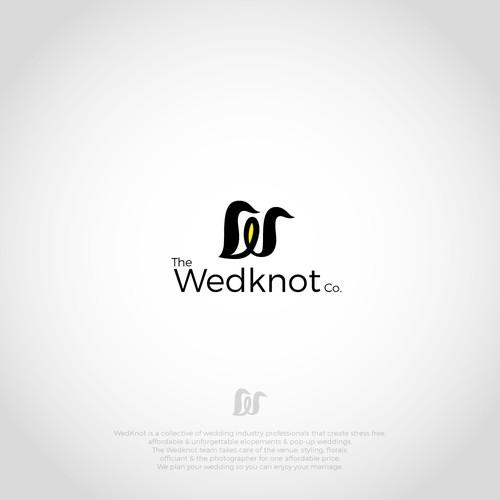 Logo for a Wedding service start-up