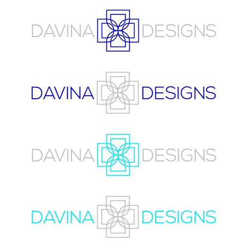Sleek logo for interior design firm
