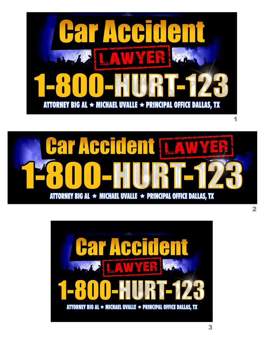 *Prize Guaranteed* New signage wanted for Attorney Big Al