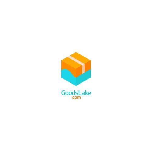 GoodsLake logo