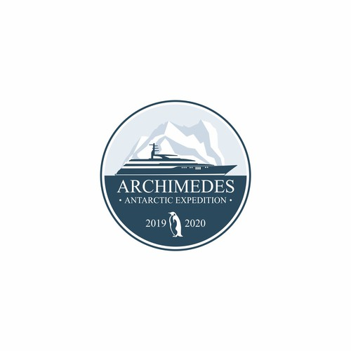 Logo For Antarctic Expedition Company