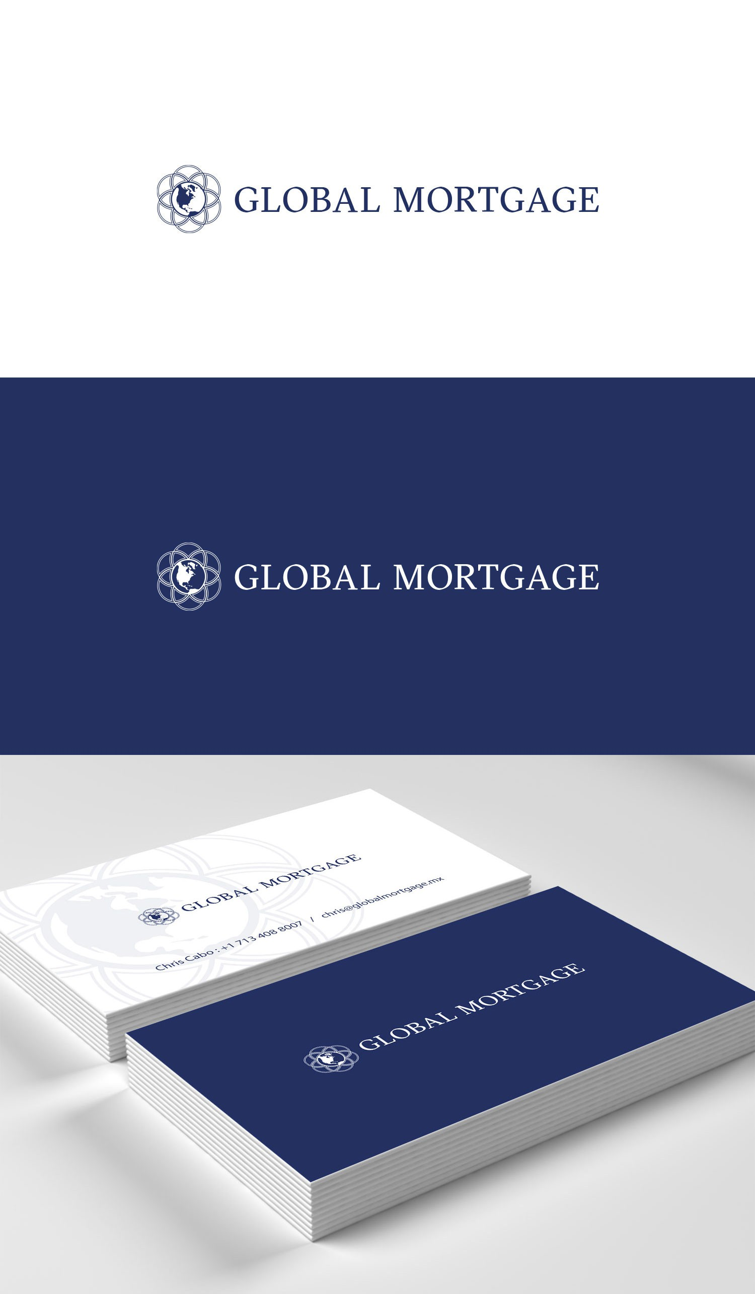 Help us create the image of an international company specializing in luxury resort real estate loans