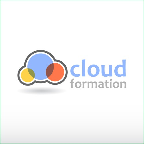 Create the next logo for Cloud Formation