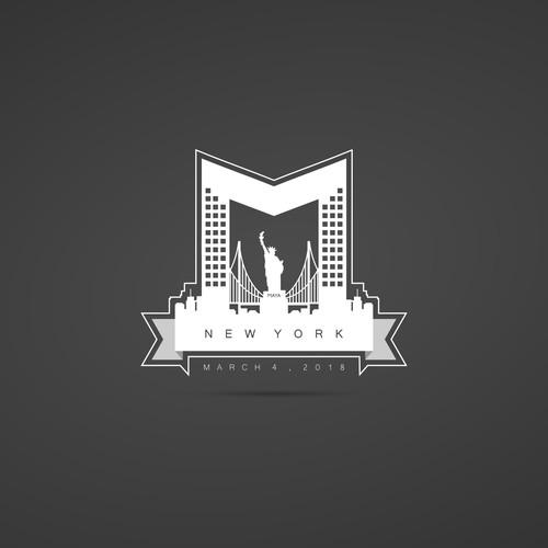 Logo New York MAYA