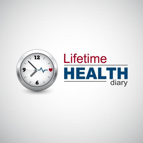 Logo for a medical company