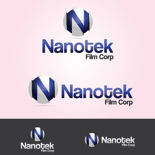 Create the next logo for Nanotek Film Corp.