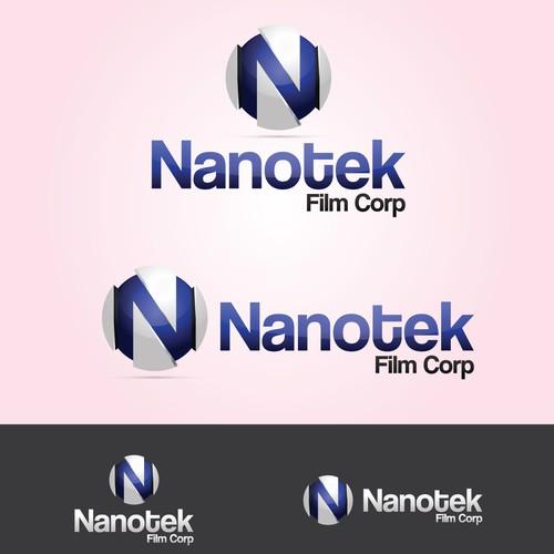 Create the next logo for Nanotek Film Corp.