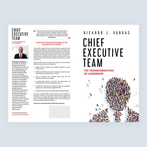 US Best seller business book for executives
