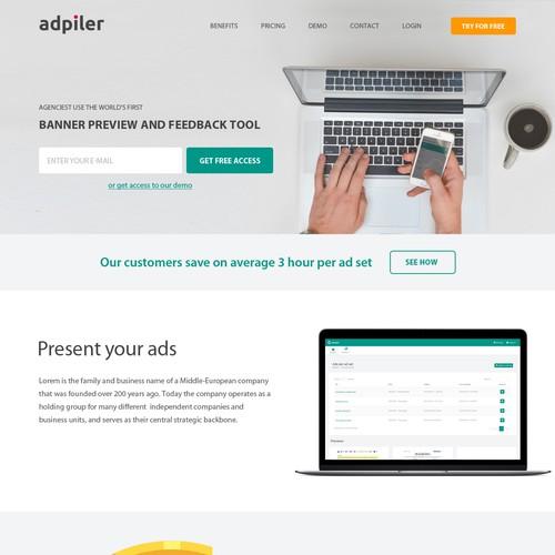 Adipiler software