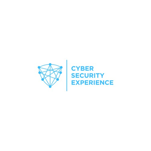 Abstract Logo for Cyber Security Conference