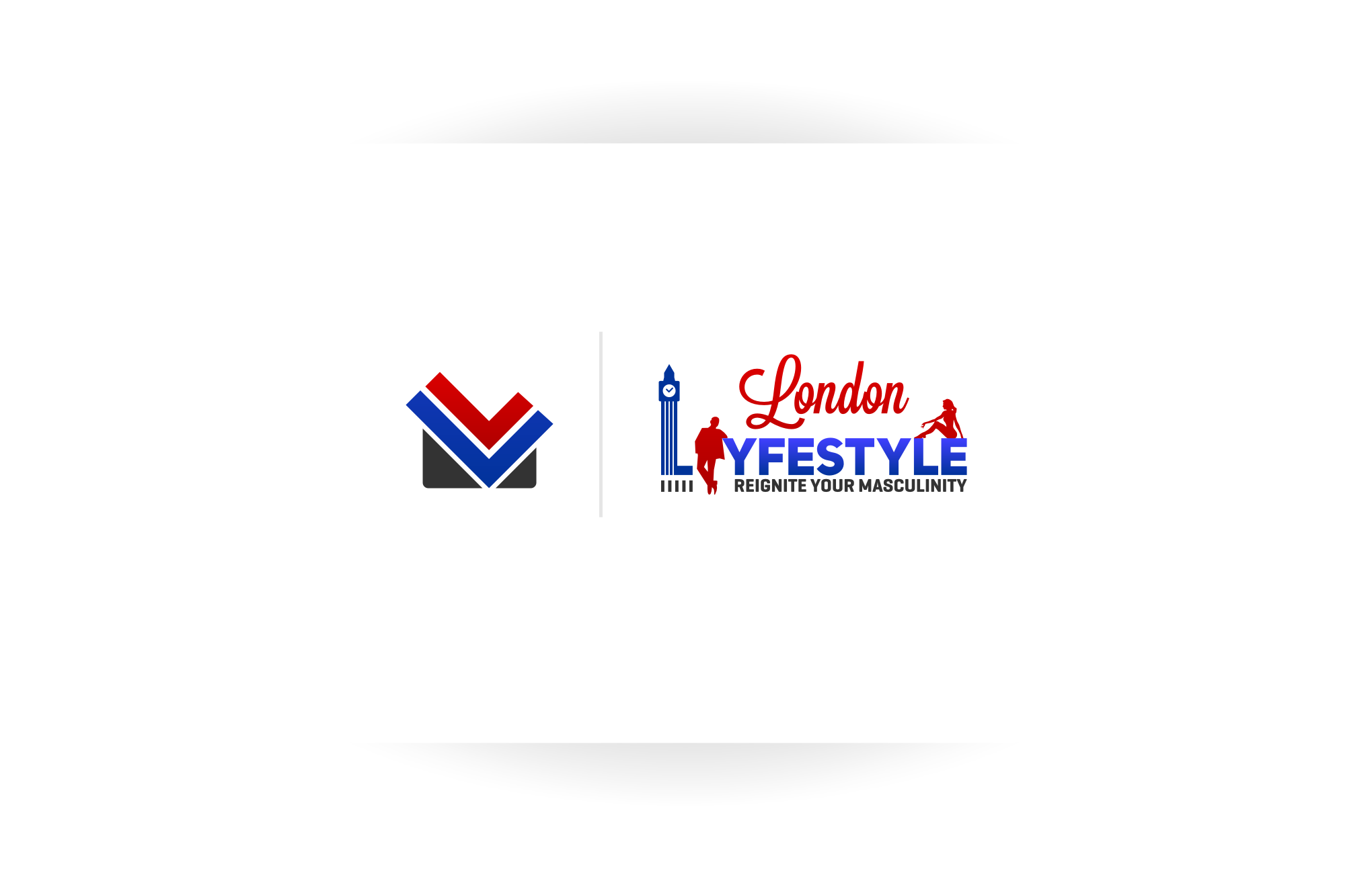 Create a masculine logo desgn for mens dating advise