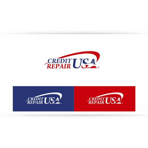Credit Repair USA Logo contest.