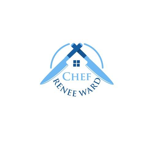 logo concept for a home chef