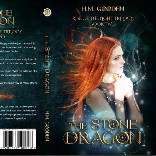 The Stone Dragon Book Cover