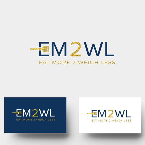 Creative luxury Logo/Brand Guide For A Personal/Online Fitness Trainer
