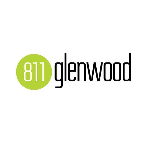 Logo design for 811 Glenwood